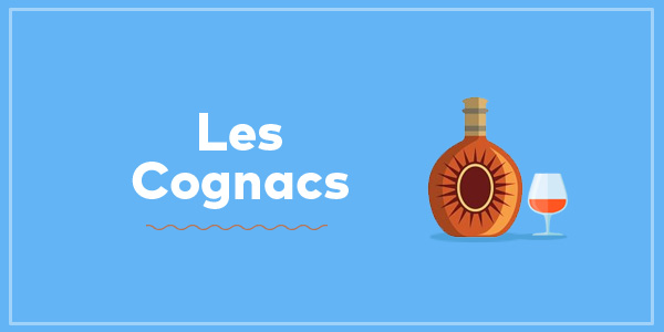 Sélection Cognacs
